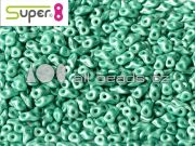 Super8® - Alabaster Turquoise Green