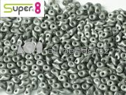 Super8� - Metallic Steel