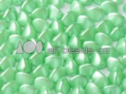 Pinch Beads 5mm - Alabaster Pastel Lt. Green