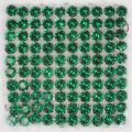 Crystal Mesh Emerald