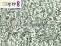 Super8® - Metallic Silver