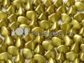 Pinch Beads 5mm - Alabaster Pastel Lime